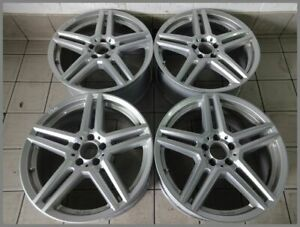 Mercedes Benz RIAL AMG Design Felgen Alufelgen 8,5 x1 9 ET54 KBA50401 B910