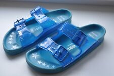 Birkenstock Heidi Klum Collection Women's 'Star' Sandals Size EU38 Blue
