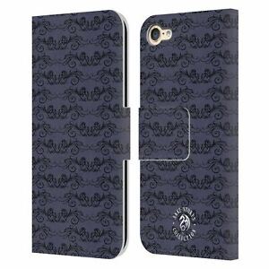 OFFICIAL ANNE STOKES DARK HEARTS LEATHER BOOK CASE FOR APPLE iPOD TOUCH MP3