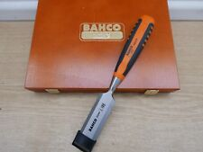 BAHCO 424 32MM  BEVEL EDGE WOOD CHISEL