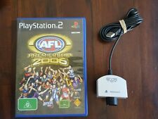 AFL PREMIERSHIP 2006 - WITH EYE TOY CAMERA - PS2 PLAYSTATION