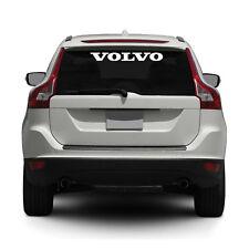 VOLVO style DOOR / WINDOW - VINYL CAR DECAL STICKER ADHESIVE  Door stack
