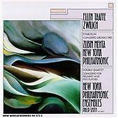 Ellen Taaffe ZWILICH Symbolon Concerto Grosso CD NEW WORLD Sealed