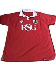 Kids Bristol City FC Soccer Football T-Shirt Sizes 3//4 to 12//13