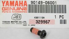 1 NOS Yamaha DT50 FZR 400 600 1000 Special Screw 90149-06001 ss 90149-06228-00
