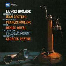 Georges Prêtre - Poulenc: La Voix Humaine [New CD]