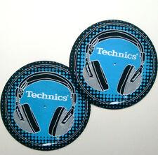 Slipmats Technics / DMC - Casque/écouteur (1 paire / 1 pair) mcans NOUVEAU + OVP