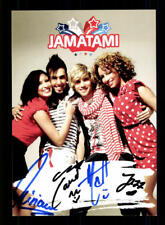 Jamatami Autogrammkarte Original Signiert ## BC 111926