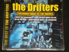 THE BEST OF THE DRIFTERS - Samedi Night at the Movies - Album CD - 1998