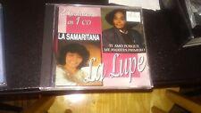 Te Amo Porque Me Amaste Primero/La Samaritana - La Lupe - 2 grabaciones en 1 CD