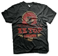 Officially Licensed ZZ-Top - Lowdown Since 1969 Men's T-Shirt S-XXL Sizes