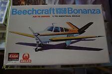 Temprano Eidai 1/72 Beechcraft V35B bonanza #003 Nuevo Viejo Stock