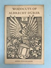 VTG 1st Ed. 1948 King Penguin Hardback Book Woodcuts of Albrecht Durer No.39