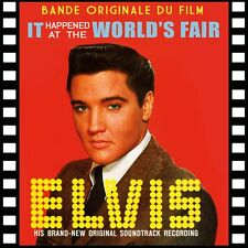 CD Elvis Presley It Happened at the World's Fair Version Stéréo & Mono BOF - OST