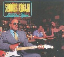 FREE US SH (int'l sh=$0-$3) NEW CD Snooks Eaglin: Teasin' You