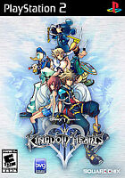 Kingdom Hearts II (PlayStation 2, 2006) Complete