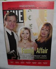 #4393 Daily News NY Vue April 20-26 2003 Television Guide