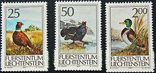 LIECHTENSTEIN - timbre/stamp Yvert et Tellier n°938 à 940 n** (cyn5)