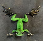 TIM COTTERILL Forest  RARE ARTIST PROOF AP SOLD OUT--- BRONZE FROG Frogman Mini