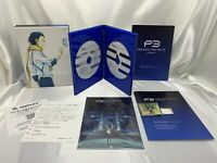 Japan Anime Persona 3 Movie #3 Falling Down Blu-ray Limited Edition