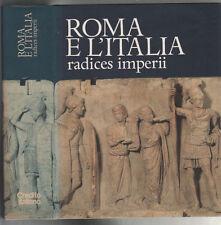 """ANTICA MADRE """"ROMA E L'ITALIA"""" AAVV, SCHEIWILLER 1990 - 1°EDIZIONE"""