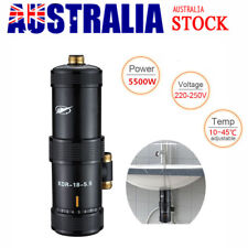 Portable Electric Hot Water System Instant Hot Tap Faucet Water Heater Bathroom