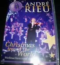 Andre Rieu Christmas Around The World (Australia All Region) DVD - Like New