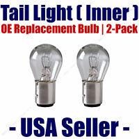Tail Light Bulb 2pk OE Replacement Fits Listed Ford Vehicles 1157