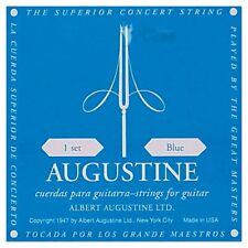 Augustine Classical Guitar Strings Blue Label High Tension - 262607