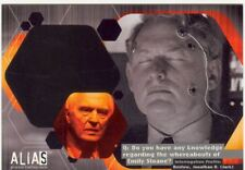 Alias Season 1 Double Agent Chase Card D4