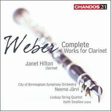 Complete Clarinet Works