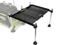 Fox Matrix XL Extending side Tray inc legs Carp Fishing Seatbox Accessory GMB152