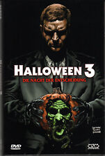 Halloween 3 , strong limited (99 worldwide) big Hardbox , uncut , new , Cover B