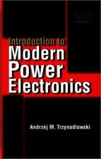 Introduction to Modern Power Electronics-ExLibrary