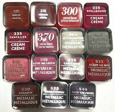 COVERGIRL Lipstick *SEALED* B2G1 FREE (ADD 3 to cart)
