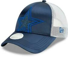 Dallas Cowboys Hat New Era Womens Radiant Team Trucker 9Forty Cap