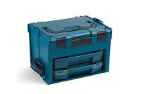 Bosch Werkzeugkoffer LS-Boxx 306 mit i-Boxx 72 C3 + LS-Schublade 72 makita style