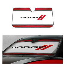 New DODGE Elite Series Car Truck Front Windshield Folding Accordion Sun Shade