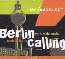 BERLIN CALLING - CD - WORLD WIDE MUSIC - MADE IN BERLIN – radiomultikulti - rbb