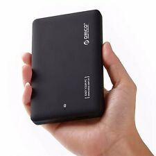 "HOT ORICO 2599US3 USB 3.0 External 2.5"" SATA HDD Hard Drive Enclosure Case Xmas"