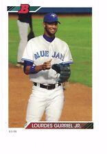 "2017 Bowman High Tek 92 Bowman 5""x7"" #/49 Lourdes Gurriel Jr. Toronto Blue Jays"