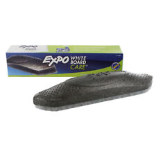 Expo Jumbo White Board Dry Eraser, Felt, Black 1771680 New