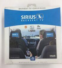 SCV1 Sirius Satellite Radio with video programming.