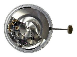 Orig NOS Ebel Cal 213 Wristwatch Movement in Original Factory Casing, Swiss 1961
