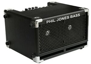 Phil Jones Bass - Bass Cub II BG-110 - Combo Bass Guitar Amplifier - Black