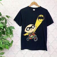 Family Guy Stewie Batman Graphic Tee Shirt Size Medium