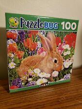 Puzzlebug 100 pc puzzle Bunny Rabbit