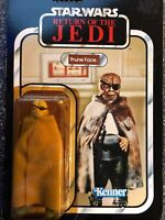 Prune Face Star Wars Action Figure Kenner (77 Back) 1983 Return of the Jedi ROTJ