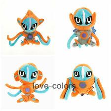 Set of 4 pcs New Pokemon Pokedoll Deoxys Attack Defense Speed Soft Plush Toy