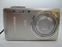Olympus Stylus 5010 14MP Digital Camera with 5X Wide Optical Zoom
